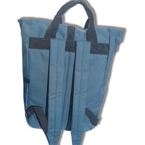 Dressa Rolltop hátizsák - farmerkék