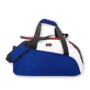 Dressa Sport vízhatlan sporttáska - kék-fehér