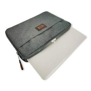 Dressa zsebes laptop tok 15 - szürke