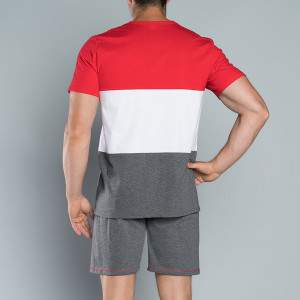 Jpress férfi NASA mintás pizsama