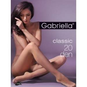 Gabriella 8070 Classic 20 harisnya XL