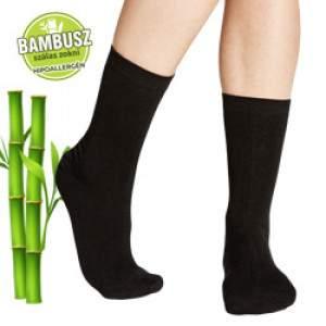 HDI bambusz zokni