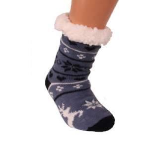 HDI karácsonyi gyerek mamusz zokni