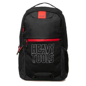 Heavy Tools ELEMENT21 ergonomikus hátizsák - fekete