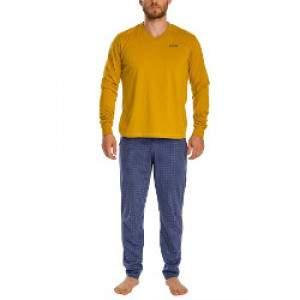 JPRESS MWPJ014 férfi pamut pizsama