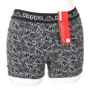 Kappa R4Y0 férfi pamut boxer - mintás/szürke - 2db