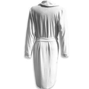 Dressa frottír női köntös - fehér