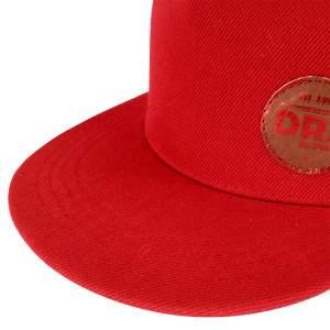 Dressa DRS Snapback baseball sapka - piros