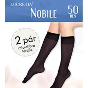 Lucretia Nobile micro térdfix 50 den - 2 pár