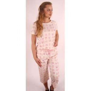 Oneway 5645 női pizsama