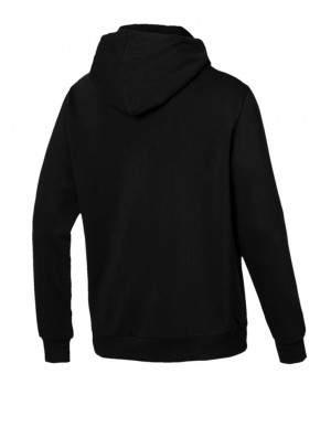 Puma ESS Hoody TR Big Logo kapucnis pulóver - fekete