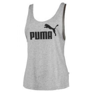 Puma Essentials Logo női trikó - szürke