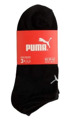 Puma Sneaker titokzokni - 3 pár