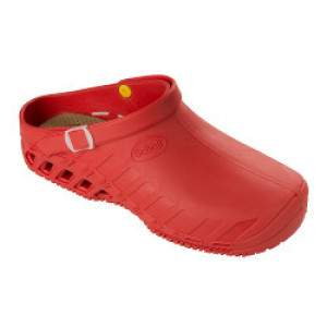 Scholl Clog Evo klumpa - piros
