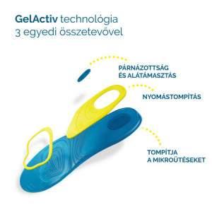 Scholl GelActiv Everyday női talpbetét