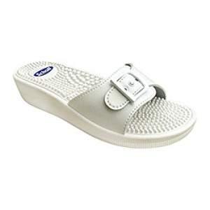 Scholl New Massage fitness papucs - fehér
