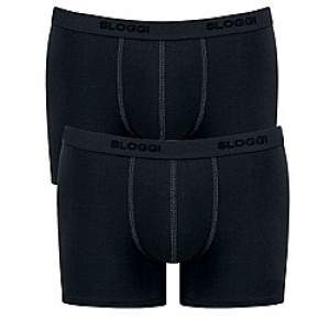 sloggi men 24/7 Short 2P pamut boxer - 2 db