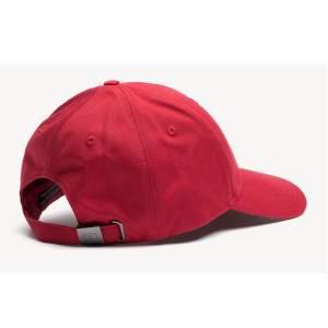 Tommy Hilfiger Classic baseball sapka - piros