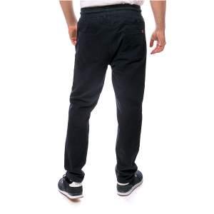 Heavy Tools Zerner pamut férfi melegítő nadrág - sötétkék