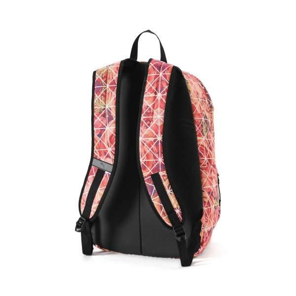 Puma Academy hátizsák iskolatáska lányoknak - virágmintás