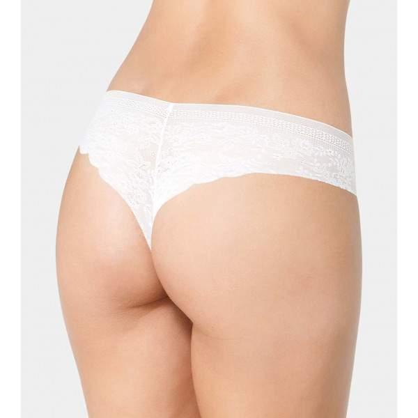 sloggi ZERO Lace Hipstring csipkés tanga