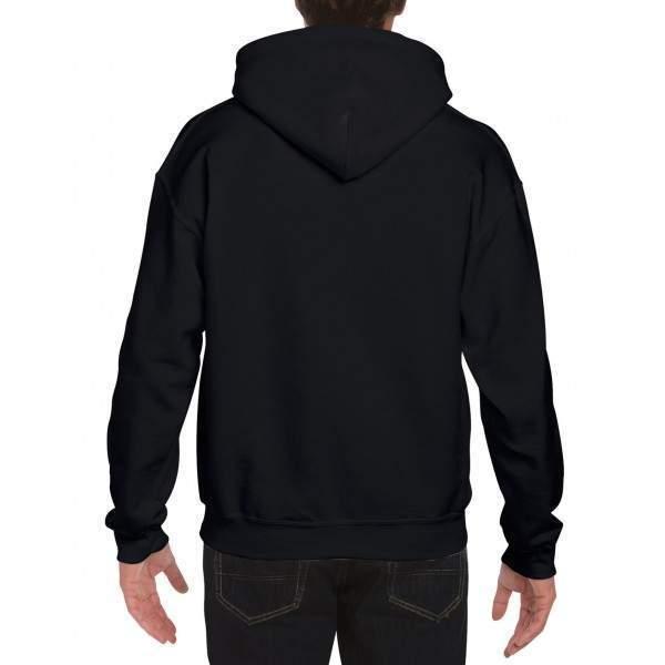 Gildan 12500 unisex kapucnis pulóver