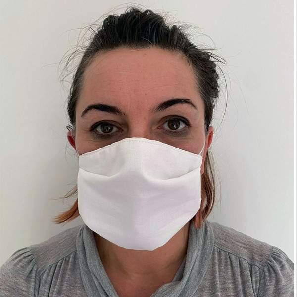 Dressa mosható szájmaszk - 3 rétegű