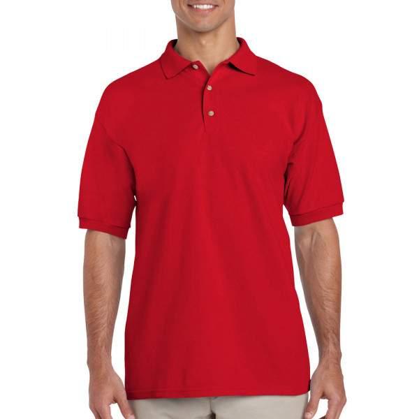 Gildan galléros pamut piké póló csomag - 3db