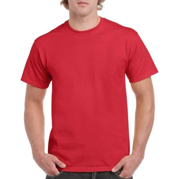 Gildan 5000 környakú rövid ujjú póló 3XL 4XL 5XL