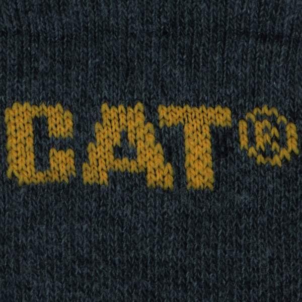 Caterpillar Cat munkavédelmi zokni - fekete - 3 pár