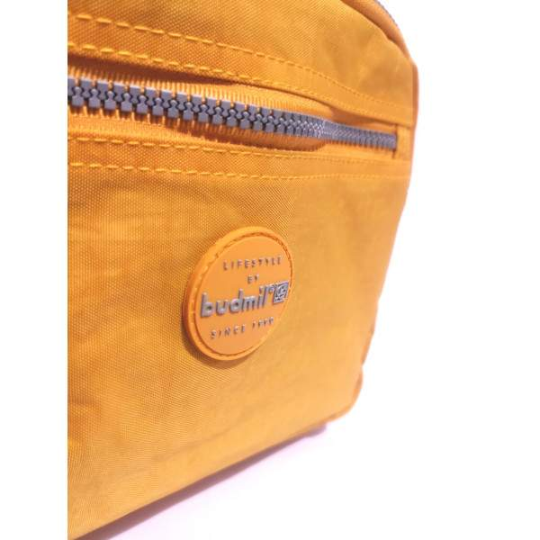 Budmil Memphis hátizsák - mustársárga