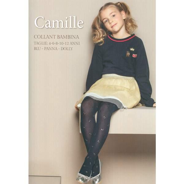 Bellissima Camille masni mintás gyerek harisnya