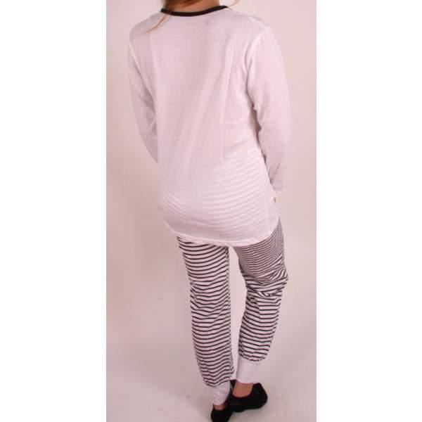 Crazy Farm 15342 női pamut pizsama