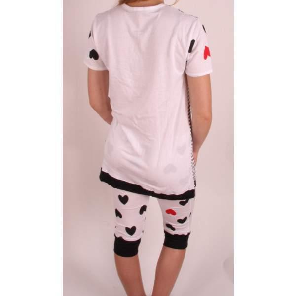 Crazy Farm 15359 női pamut pizsama