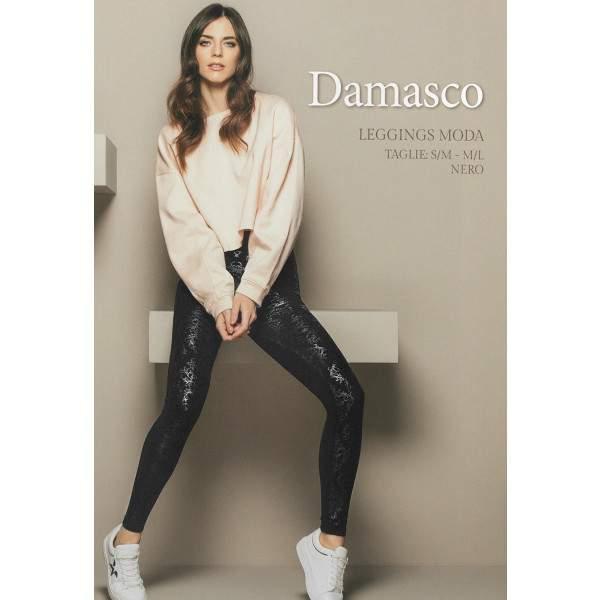 Bellissima Damasco barokk mintás leggings