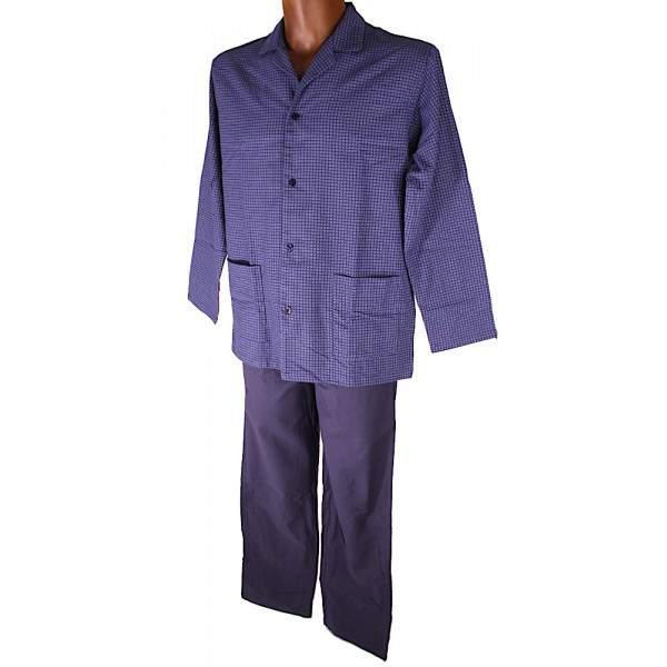 f92f632ba2 Diplomat W0511 férfi pamut pizsama - Dressa.hu