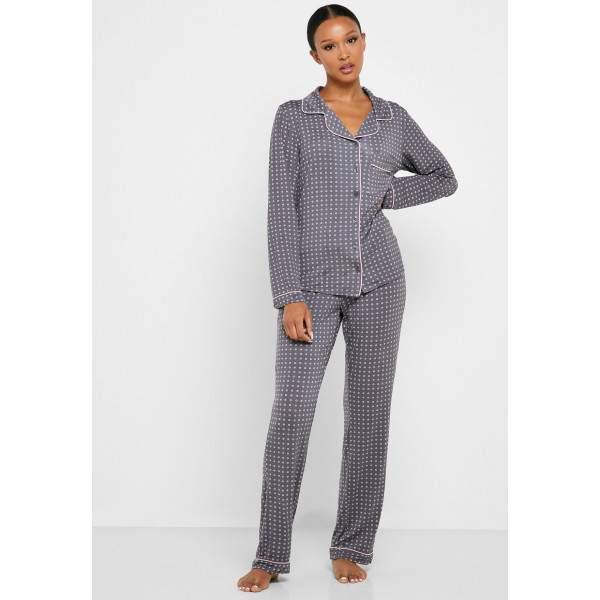 2d36414a7 Dorina Esme női pöttyös pizsama alsó