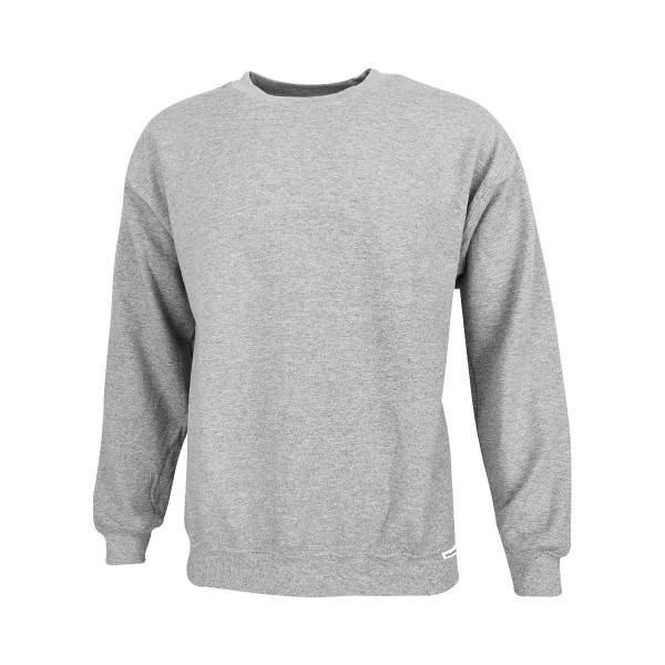 Dressa Basic környakú pamut pulóver