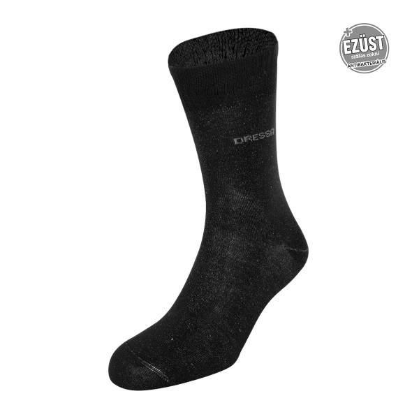 Dressa ezüstszálas gumi nélküli zokni