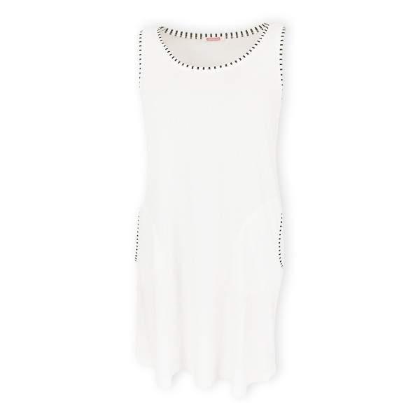 Dressa frottír strandruha - fehér