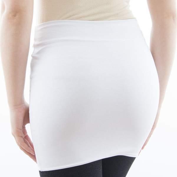 Dressa hosszú női derékmelegítő - fehér