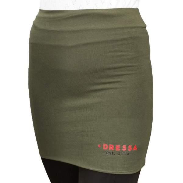 Dressa hosszú női derékmelegítő - katonazöld