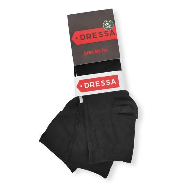 Dressa Modal női zokni csomag - fekete - 3 pár
