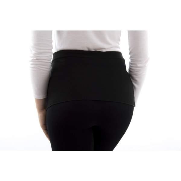 Dressa női derékmelegítő - fekete