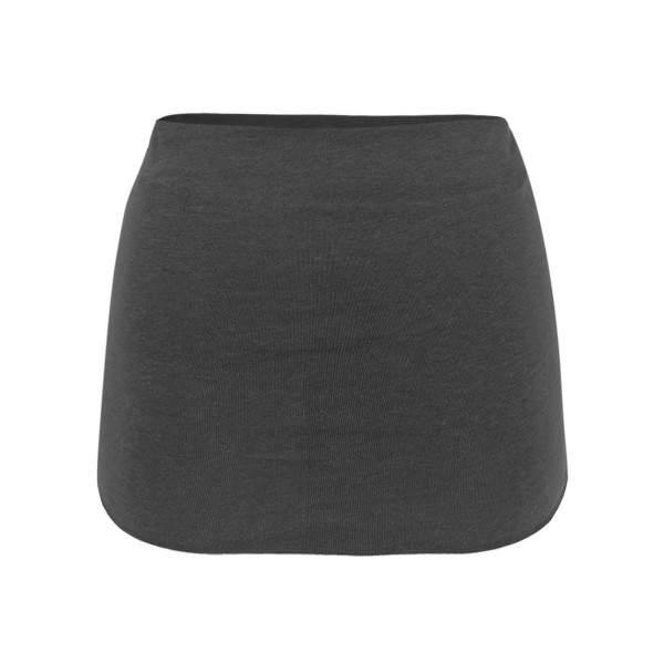 Dressa női derékmelegítő - sötétszürke
