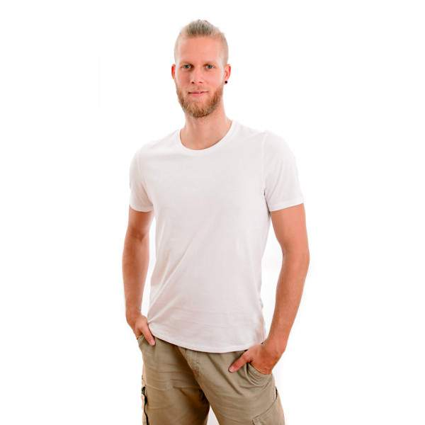 Dressa Supima férfi pamut póló