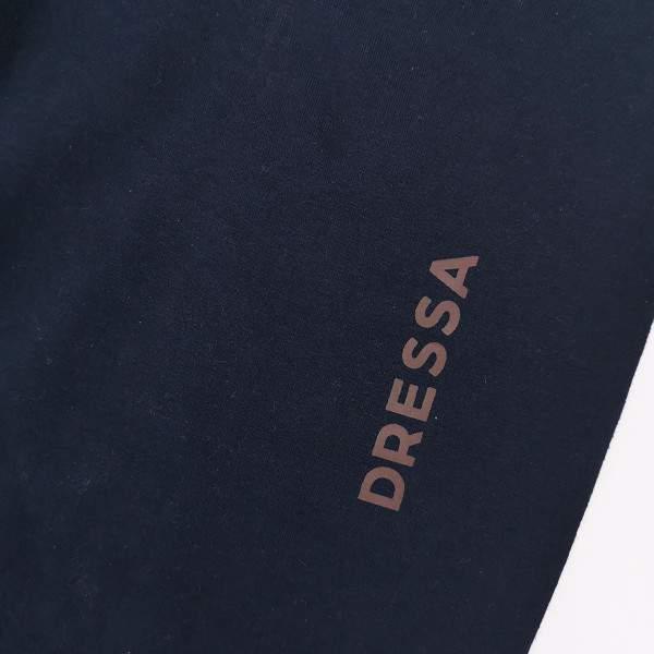 Dressa Teen Jersey pamut leggings lányoknak - sötétkék