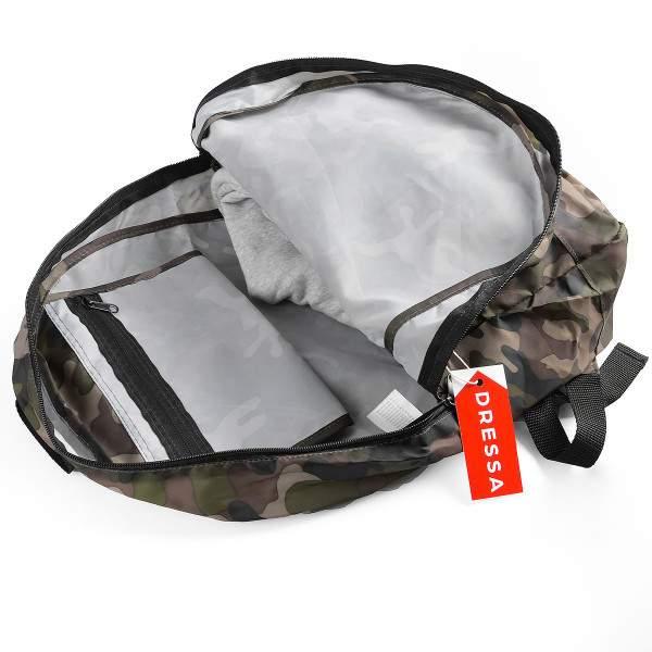 Dressa terepmintás könnyű hátizsák