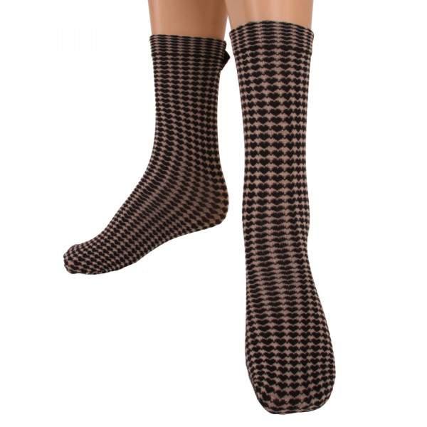 Enrico Coveri Milly2 női masnis zokni