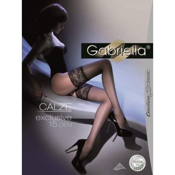 Gabriella 8730 Calze Exclusive 15 combfix